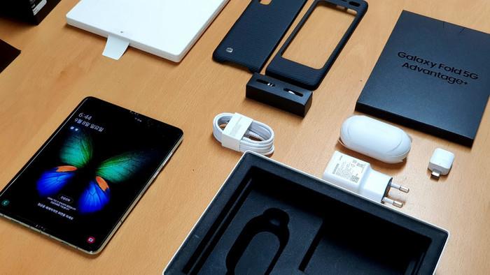 Des smartphones Samsung sans chargeur?