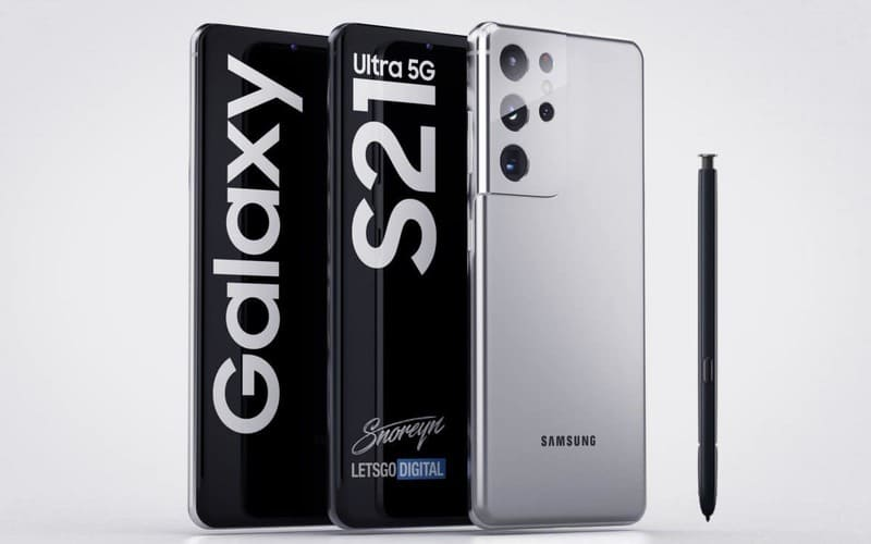 Chargeur Galaxy S21